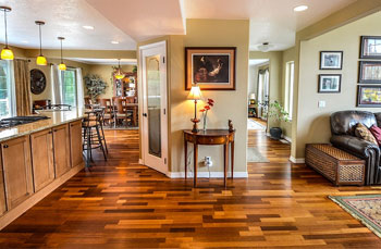 Hardwood Floors Can Be An Elegant Addition To Make Any Home Feel Welcoming.  However, Hardwood Flooring Can Be More Vulnerable To Scuffs And Built Up  Dirt In ...